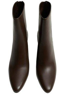Violeta by Mango - LAURA - Ankle boots - braun