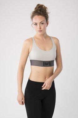 super.natural - Sport BH - light grey
