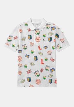 Lacoste - Poloshirt - white/multicolour