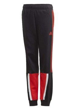adidas Performance - BOLD JOGGERS - Verryttelyhousut - black