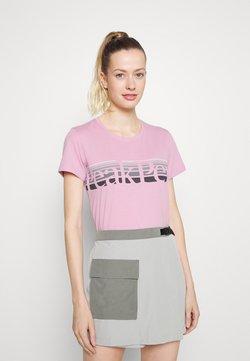 Peak Performance - EXPLORE TEE - T-Shirt print - statice lilac