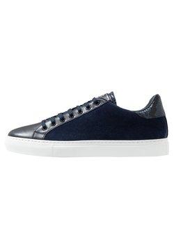 Roberto Cavalli - Sneakers laag - stone blu/blu