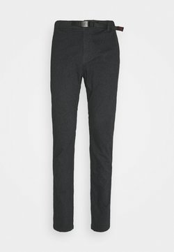 Gramicci - NN-PANTS SLIM - Chinot - heather charcoal