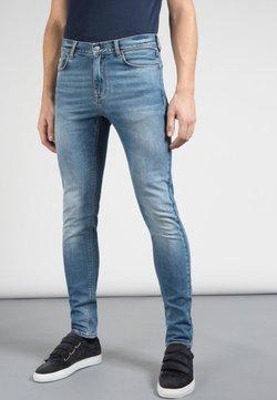 J.LINDEBERG - DAMIEN HAGGARD - Jeans Skinny Fit - mid blue