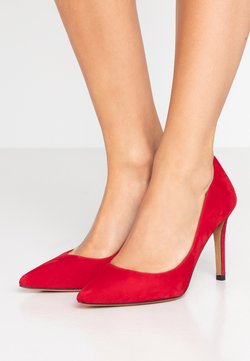 Pura Lopez - High Heel Pumps - red