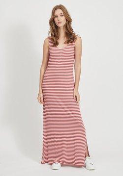 Vila - VIDELL NOOS - Maxi dress - dusty cedar