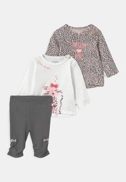 Staccato - SET - Legging - light pink/dark grey