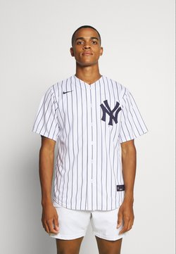 Nike Performance - MLB NEW YORK YANKEES OFFICIAL REPLICA HOME - Artykuły klubowe - white/navy