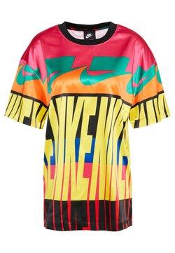 Nike Sportswear - T-shirts print - speed yellow/black