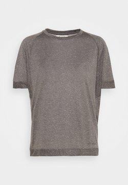 Vaude - WOMENS MINEO - T-Shirt basic - iron