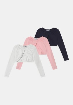 happy girls - BOLERO 3 PACK - Kofta - navy/ivory/rose