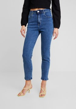 Cotton On - STRETCH MOM - Relaxed fit jeans - berkley blue
