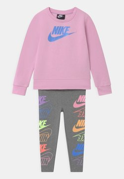 Nike Sportswear - FUTURA SET - Sweatshirt - carbon heather