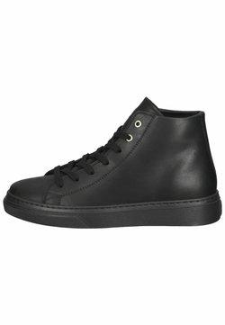 Steven New York - Sneakers hoog - black