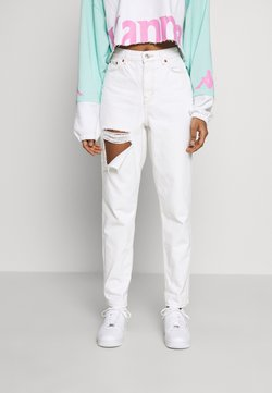 Topshop - OHIO RIP MOM - Relaxed fit jeans - off-white