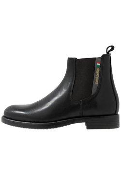Pantofola d'Oro - LUKE CHELSEA UOMO HIGH - Stiefelette - black
