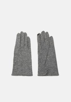 Roeckl - SHINY KNOTS - Fingerhandschuh - grey