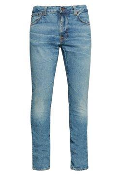 Nudie Jeans - LEAN DEAN - Jeans slim fit - indigo forest