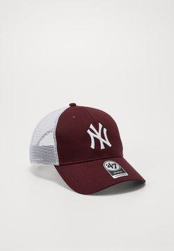 '47 - NEW YORK YANKEES BRANSON - Casquette - dark maroon