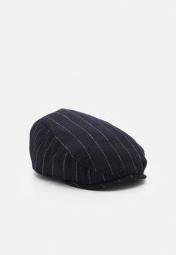 Burton Menswear London - STRIPE FLAT - Cappello - navy