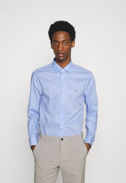 Tommy Hilfiger Tailored - PLAIN REGULAR FIT - Koszula biznesowa - classic blue