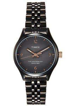 Timex - WATERBURY CASE DIAL BRACELET - Montre - gunmetal