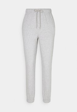 Pieces - PCCHILLI PANTS - Jogginghose - light grey melange