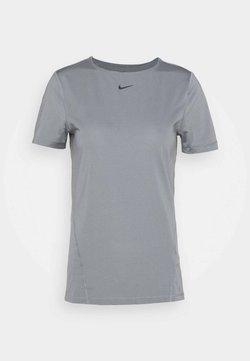 Nike Performance - ALL OVER - T-shirt basic - smoke grey/black