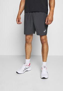 ASICS - 2-IN-1 SHORT - Pantalón corto de deporte - dark grey