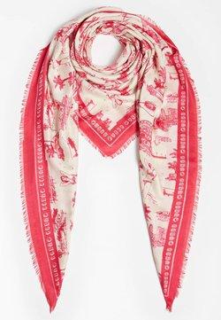 Guess - KUFIJA - Foulard - mehrfarbe rose