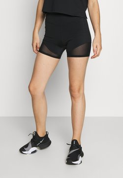 Calvin Klein Performance - SHORT - Tights - black
