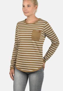 Blendshe - CHRISTIN - Sweatshirt - dark mustard