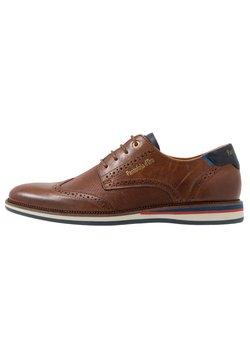 Pantofola d'Oro - RUBICON UOMO LOW - Veterschoenen - light brown