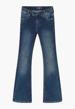 Blue Effect - GIRLS FLARED - Bootcut jeans - medium blue