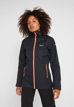 Salewa - AQUA - Hardshelljacke - black out