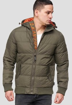 INDICODE JEANS - ADRIAN - Veste d'hiver - Army