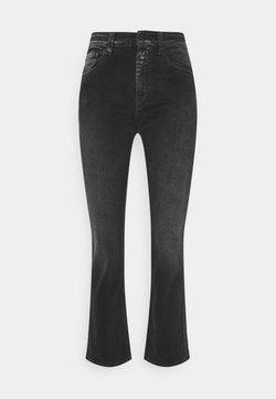 CLOSED - BAYLIN - Flared Jeans - dark grey