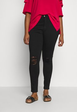 Dr.Denim Plus - LEXY - Jeans Skinny Fit - black denim