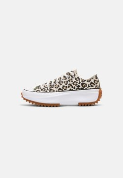 Converse - RUN STAR HIKE ARCHIVE GONE WILD UNISEX - Sneakers basse - driftwood/light fawn/black