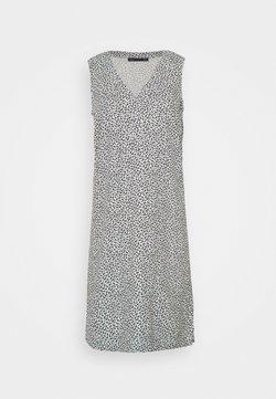 Marks & Spencer London - LEAF - Robe d'été - white