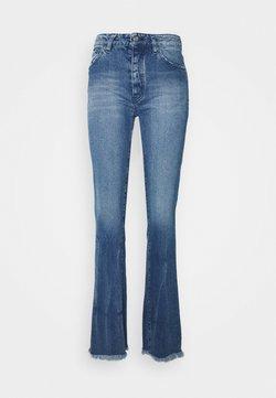 Iro - NABO - Jeans a zampa - authentic blue denim