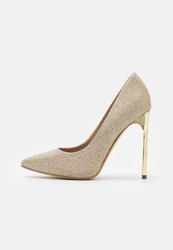 Guess - EDMA - High Heel Pumps - gold