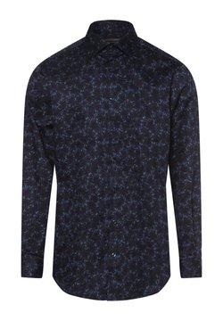 FINSHLEY & HARDING - HEMD - Businesshemd - indigo schwarz