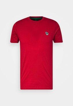 PS Paul Smith - ZEBRA - T-Shirt basic - red