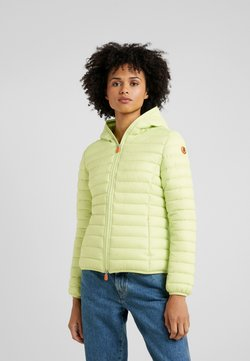 Save the duck - GIGAX - Winterjacke - lime green