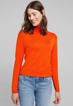 Esprit - Trui - rust orange