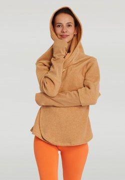 Yogasearcher - SUPTA - Kapuzenpullover - beige