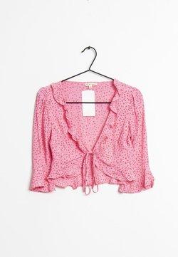 For Love & Lemons - Bluse - pink