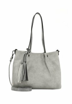 Emily & Noah - SURPRISE - Bolso shopping - lightgrey grey