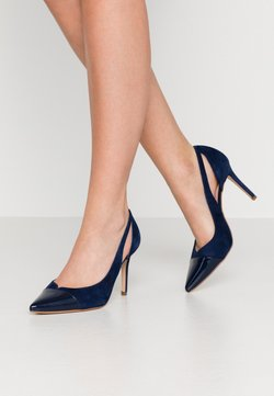 Zign - Hoge hakken - royal blue